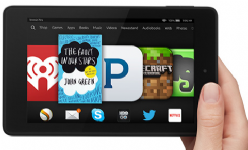 Amazon Fire HD6 & HD7 parts